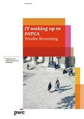 PWC Studie IT waking up to FATCA
