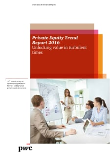 Private Equity trend report 2016 - Unlocking value in turbulent times