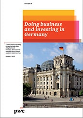 Doing Business and Investing in Germany