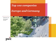 Top 100 companies Europe and Germany