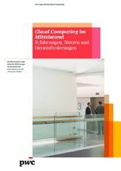 Pwc studie cloud computing im mittelstand