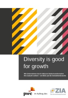 Diversity is good for growth - PwC