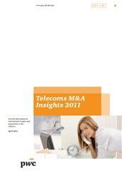 Telecoms M&A Insights 2011
